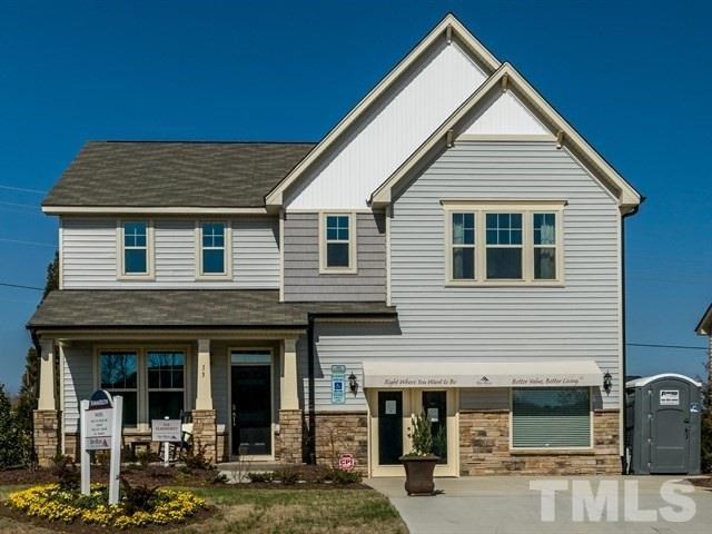 3236 Lacewing Drive Lot 337, Zebulon, NC 27597 (#2191522) :: The Perry Group