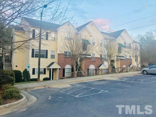 2201 Mountain Mist Court #203, Raleigh, NC 27603 (#2191562) :: Raleigh Cary Realty
