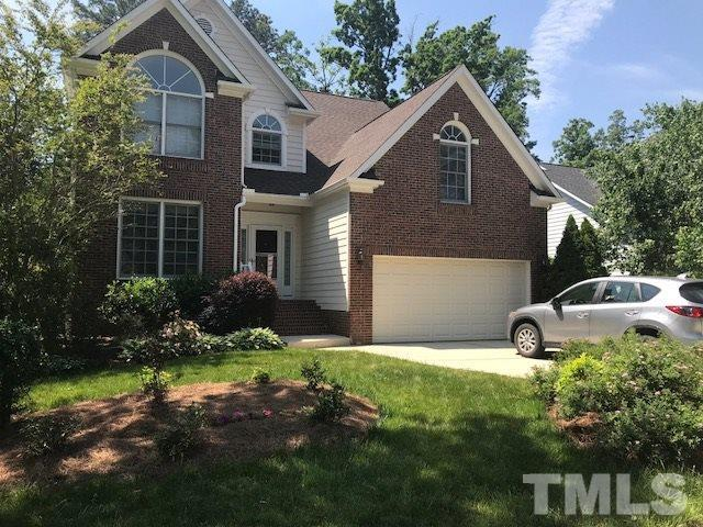 111 Cedarpost Drive, Cary, NC 27513 (#2191785) :: Raleigh Cary Realty
