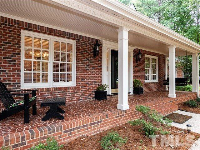 10220 Clairbourne Place, Raleigh, NC 27615 (#2192340) :: The Perry Group