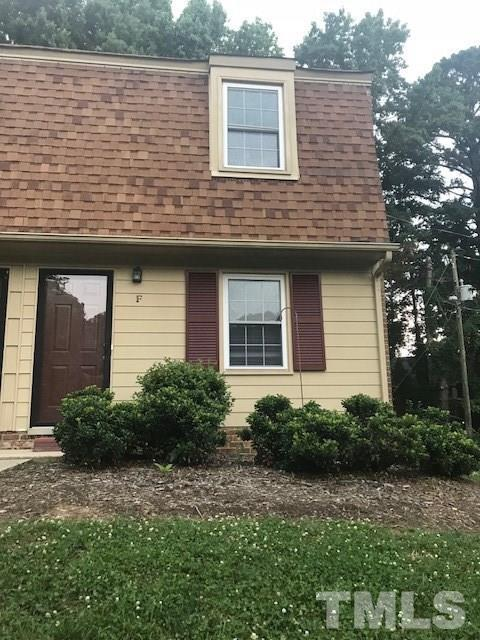4808 Bluebird Court F, Raleigh, NC 27606 (#2193103) :: The Perry Group