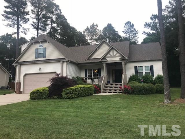1009 Contender Drive, Clayton, NC 27520 (#2193288) :: The Perry Group