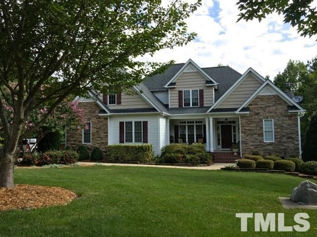 55 Little River Court, Youngsville, NC 27596 (#2194054) :: The Abshure Realty Group