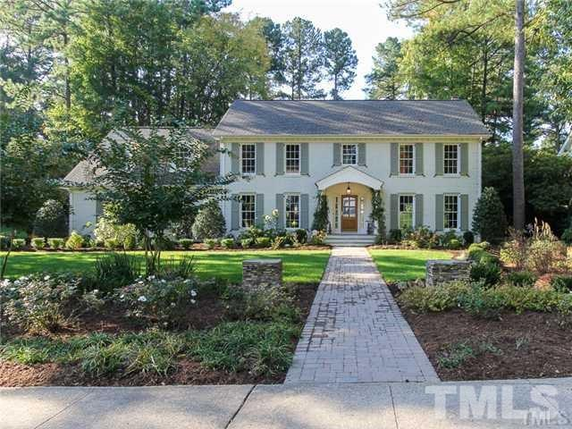 7003 North Ridge Drive, Raleigh, NC 27615 (#2194192) :: Marti Hampton Team - Re/Max One Realty