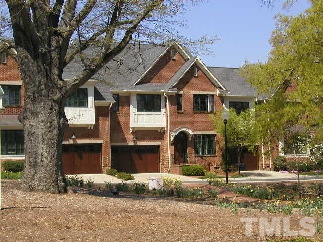 202 Village Gate Drive, Chapel Hill, NC 27514 (#2194615) :: The Abshure Realty Group