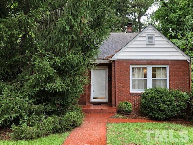 2270 The Circle, Raleigh, NC 27608 (#2195171) :: Allen Tate Realtors