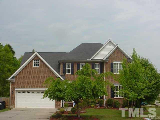 3517 Dewing Drive, Raleigh, NC 27616 (#2195495) :: The Abshure Realty Group