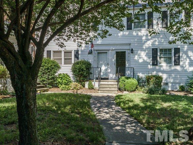 1017 St Marys Street #0, Raleigh, NC 27605 (#2196527) :: The Perry Group
