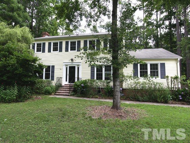 413 Tinkerbell Road, Chapel Hill, NC 27514 (#2197756) :: The Perry Group