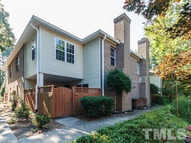 385 Summerwalk Circle #385, Chapel Hill, NC 27517 (#2198961) :: The Perry Group