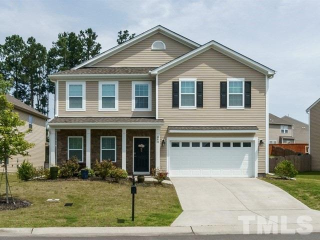 848 Ember Drive, Durham, NC 27703 (#2199315) :: The Perry Group