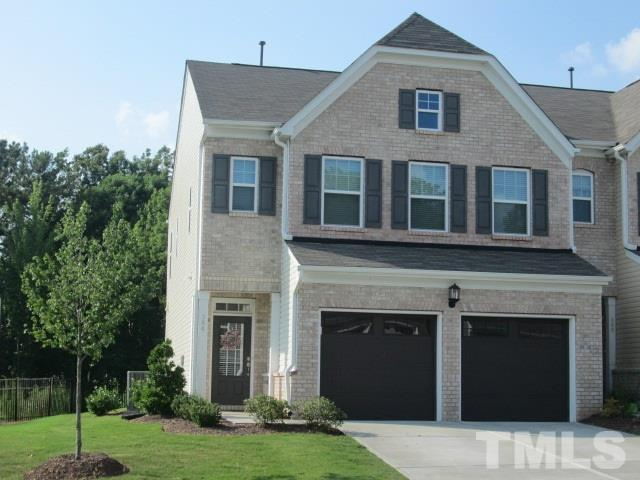 364 Durants Neck Lane, Morrisville, NC 27560 (#2199333) :: Rachel Kendall Team