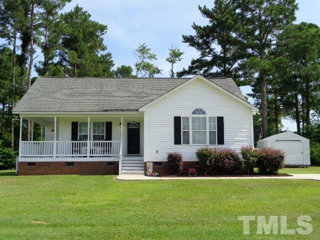 101 Shearin Road, Smithfield, NC 27577 (#2200677) :: The Perry Group