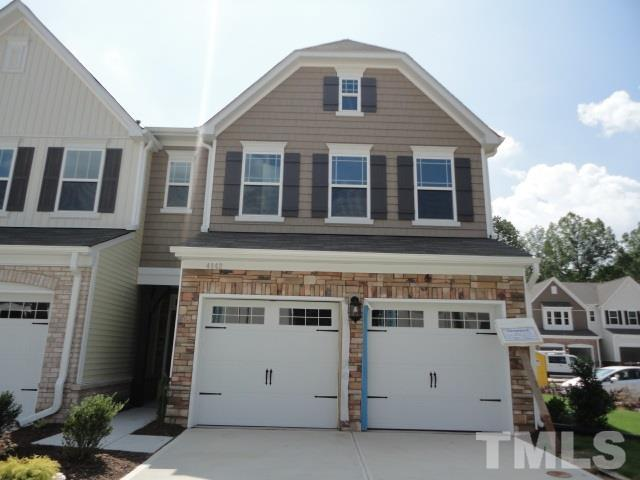 4142 Lofty Ridge Place, Morrisville, NC 27560 (#2201195) :: Rachel Kendall Team