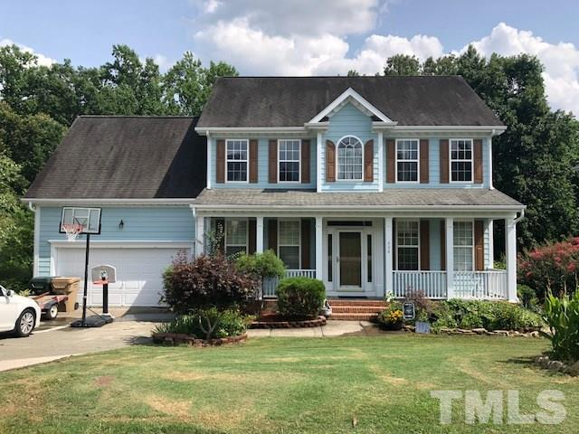 404 Sarazen Drive, Clayton, NC 27527 (#2201210) :: The Perry Group