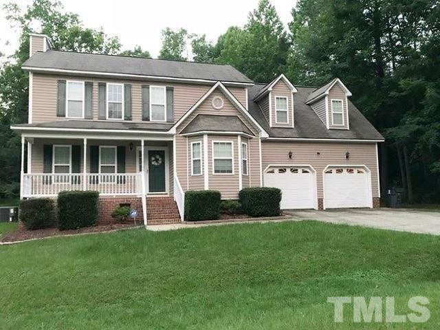 5234 Turning Branch Lane, Raleigh, NC 27603 (#2201219) :: Raleigh Cary Realty