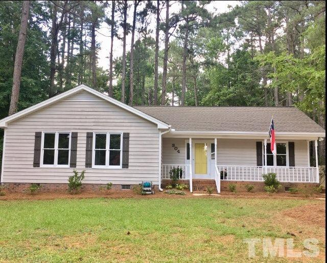 304 Whithorne Drive, Garner, NC 27529 (#2201226) :: The Perry Group