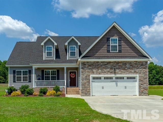 163 Red Wood Road, Zebulon, NC 27597 (#2201981) :: The Perry Group