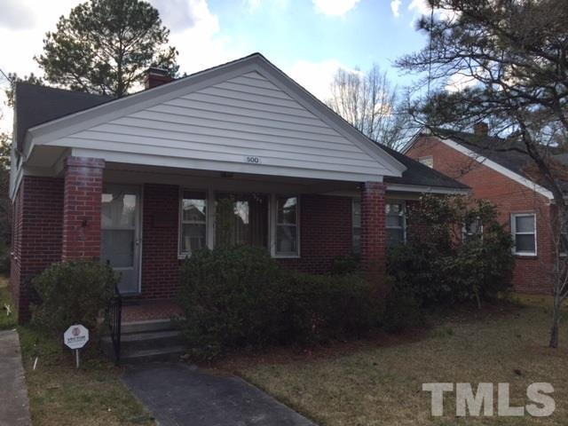 500 N Mercer Street, Rocky Mount, NC 27801 (#2202328) :: The Perry Group