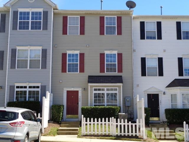 3020 Barrymore Street #102, Raleigh, NC 27603 (#2202641) :: The Perry Group