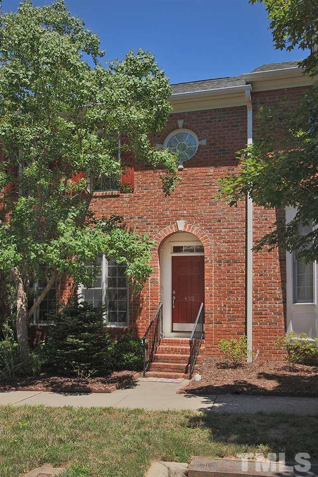 422 Copperline Drive, Chapel Hill, NC 27516 (#2203106) :: The Jim Allen Group