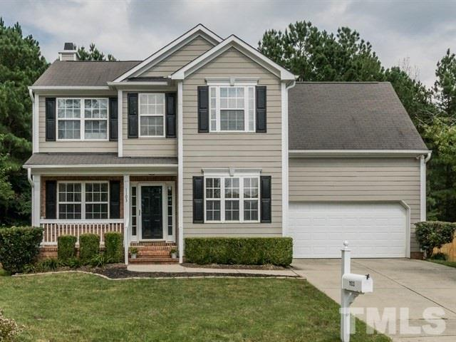 1103 Haventree Road, Durham, NC 27713 (#2203630) :: M&J Realty Group