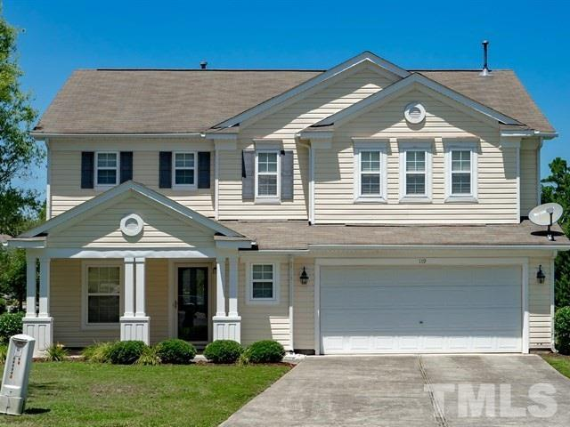 119 Woodtrellis Court, Durham, NC 27703 (#2203660) :: The Perry Group