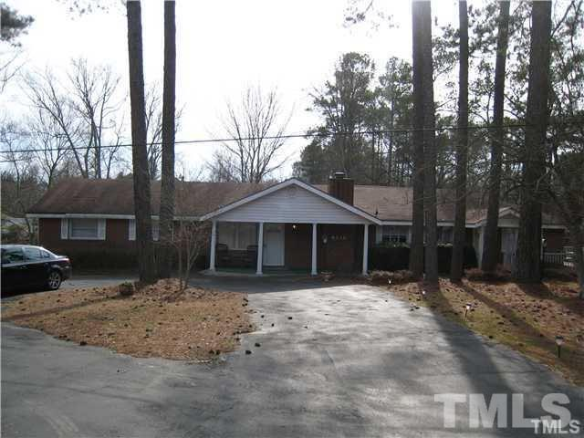 8236 Knightdale Boulevard, Knightdale, NC 27545 (#2203809) :: The Jim Allen Group