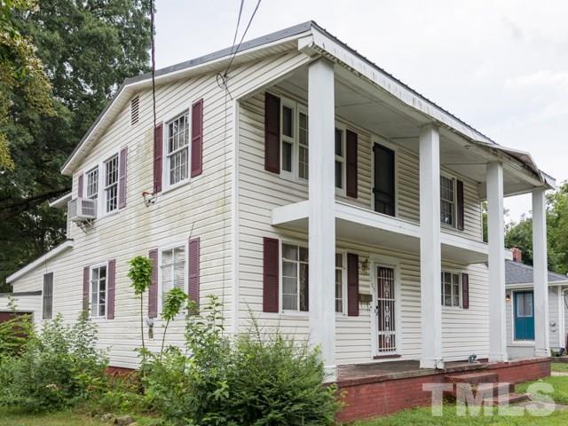 205 S Briggs Avenue, Durham, NC 27703 (#2204377) :: M&J Realty Group