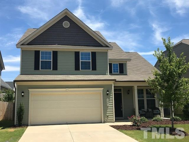158 Outwater Ridge Drive, Garner, NC 27529 (#2204726) :: The Abshure Realty Group