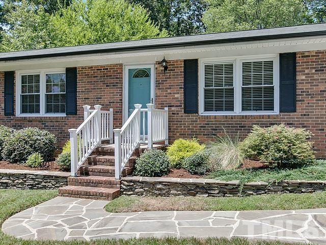 3908 Old Chapel Hill Road, Durham, NC 27707 (#2204807) :: Spotlight Realty