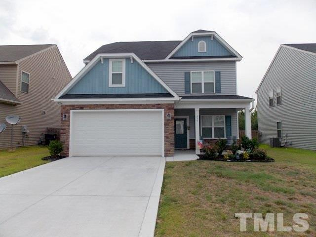 224 Marsh Creek Drive, Garner, NC 27529 (#2204939) :: Better Homes & Gardens | Go Realty
