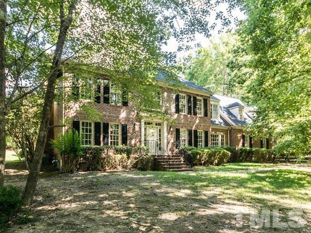2305 Vintage Hill Drive, Durham, NC 27713 (#2205194) :: Better Homes & Gardens | Go Realty