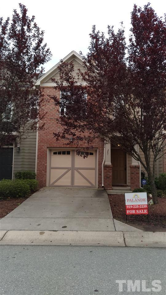 247 Linden Park Lane, Cary, NC 27519 (#2205330) :: Better Homes & Gardens   Go Realty