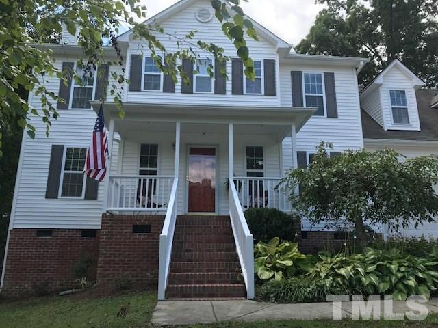 236 Rocky Point Court, Fuquay Varina, NC 27526 (#2205331) :: Better Homes & Gardens | Go Realty