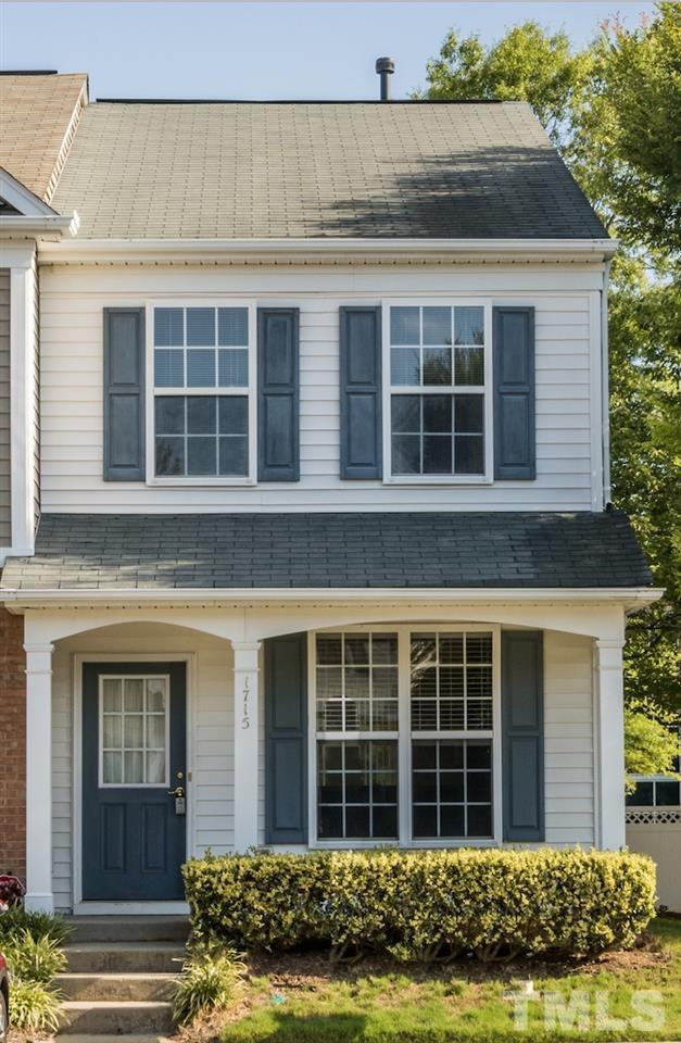 1715 Sorrell Brook Way, Raleigh, NC 27609 (#2205617) :: The Abshure Realty Group