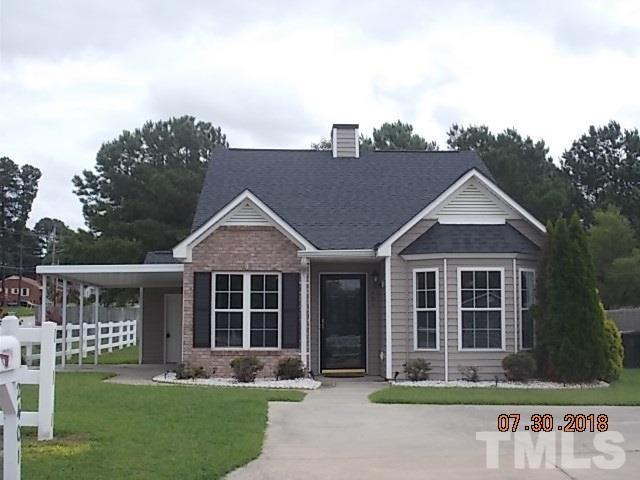 2401 Koval Court, Wilson, NC 27893 (#2206715) :: The Abshure Realty Group