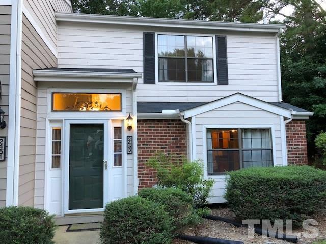 2453 Condor Court, Raleigh, NC 27615 (#2207310) :: Better Homes & Gardens   Go Realty