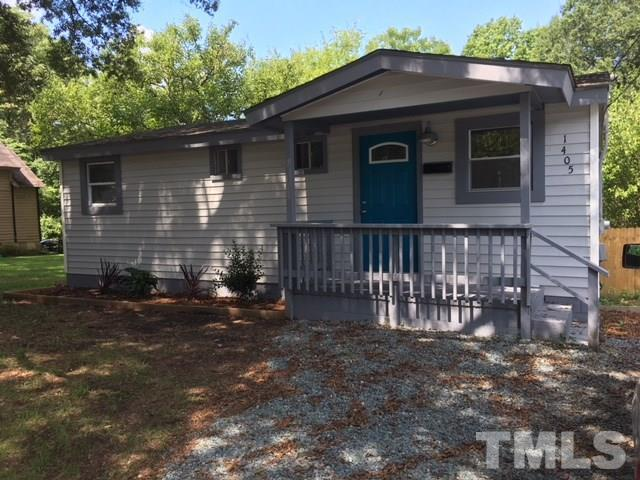 1405 Fay Street, Durham, NC 27701 (#2207913) :: Marti Hampton Team - Re/Max One Realty