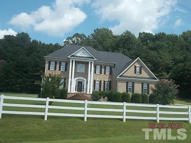 5 Cain Creek Court, Hillsborough, NC 27278 (#2209055) :: The Jim Allen Group