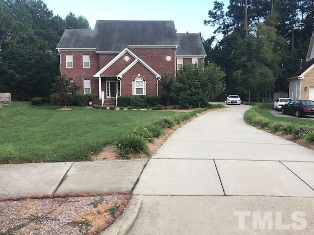 536 Sherrybrook Drive, Raleigh, NC 27610 (#2210054) :: The Jim Allen Group