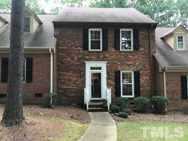 608 Weathergreen Drive, Raleigh, NC 27615 (#2210272) :: The Jim Allen Group