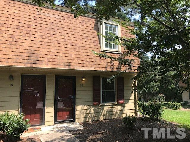 141 Jones Franklin Road H, Raleigh, NC 27606 (#2210386) :: RE/MAX Real Estate Service
