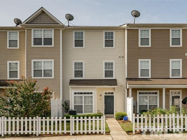 350 Gilman Lane #104, Raleigh, NC 27610 (#2210963) :: The Jim Allen Group