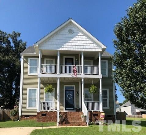 125 Haywood Lane, Clayton, NC 27527 (#2211347) :: The Abshure Realty Group