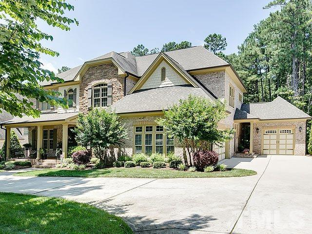 12213 The Gates Drive, Raleigh, NC 27614 (#2211492) :: The Jim Allen Group