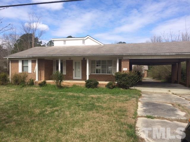 3189 Bunnlevel Erwin Road, Erwin, NC 28339 (#2212322) :: Raleigh Cary Realty