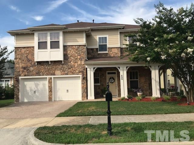 520 Tranquil Sound Drive, Cary, NC 27519 (#2213003) :: Raleigh Cary Realty