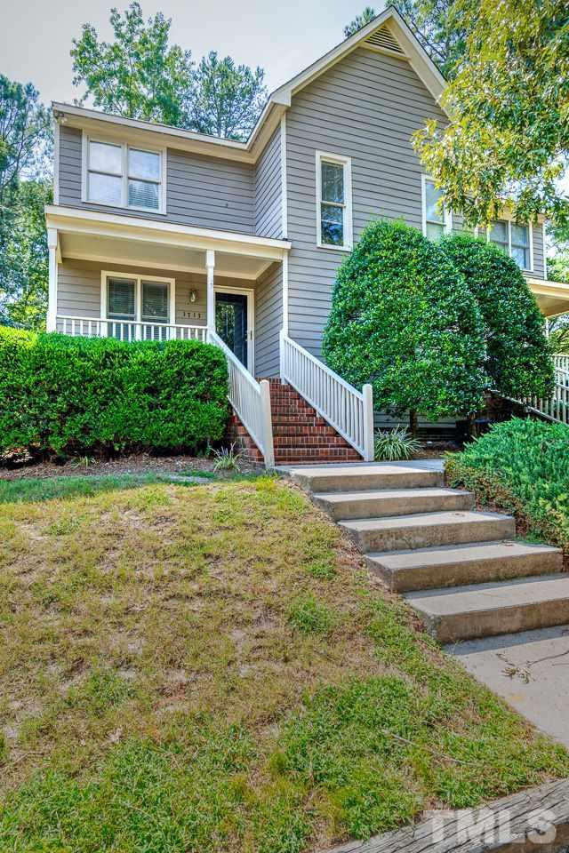 1713 Crystal Downs Lane, Raleigh, NC 27604 (#2213187) :: The Jim Allen Group