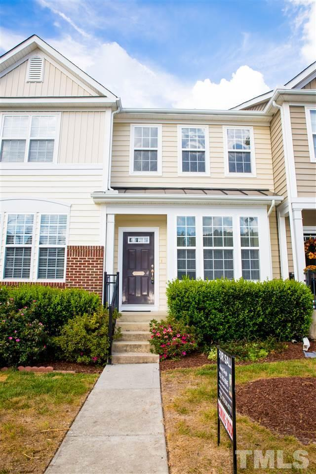 128 Grey Elm Trail, Durham, NC 27713 (#2213522) :: The Abshure Realty Group